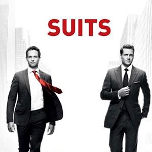 série para advogados - suits