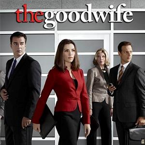 série para advogados- Good-Wife