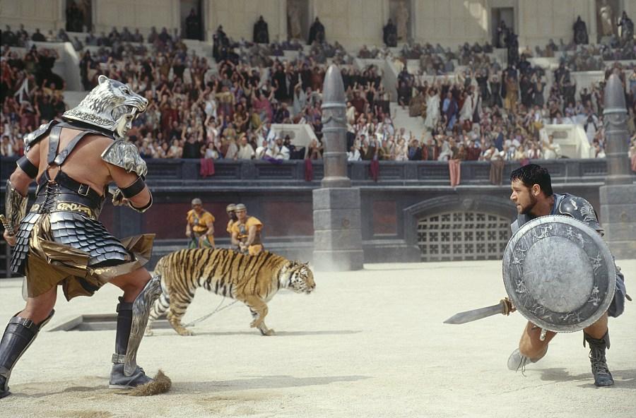 advogados gestores - Gladiador (2000)